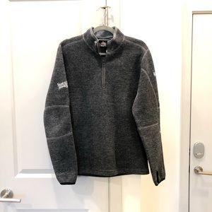 KÜHL Thermo Kore Men's 1/4 Zip Pullover Sweater